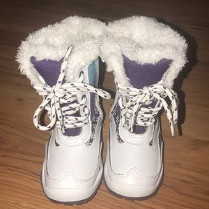 """Frozen"" Toddler Girls Snow Boots"